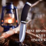 Best Bushcraft knife under $100 (April 2021) - Top Picks & Reviews