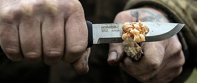 Best mora knife for bushcraft
