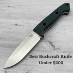 best bushcraft knife under 200